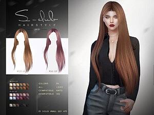 Hair 202101 sims 4 cc