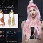 Hair 202114 sims 4 cc