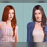 Hair G42 sims 4 cc