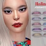 Halina Eyeshadow N.196 sims 4 cc