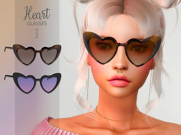 Heart Glasses by Suzue from TSR