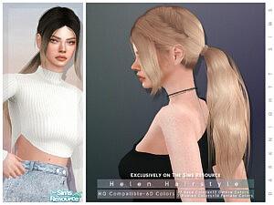 Helen Hair sims 4 cc
