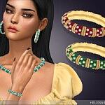 Helena Bracelet right wrist sims 4 cc
