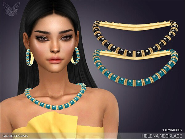 Helena Necklace by feyona from TSR