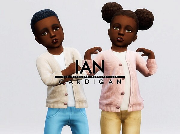 Ian Cardigan sims 4 cc