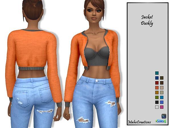 Jacket Duskly by MahoCreations from TSR