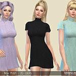 Jolie Dress sims 4 cc