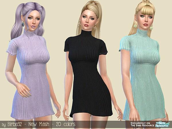 Jolie Dress by Birba32 from TSR