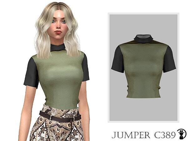 Jumper C389 sims 4 cc