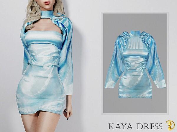 Kaya Dress by turksimmer from TSR
