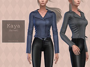 Kaya Jacket sims 4 c