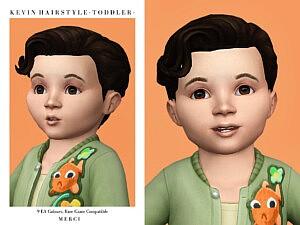 Kevin Hair sims 4 cc1