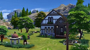 LErmitage House sims 4 cc