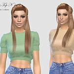 Ladies Top N 119 sims 4 cc