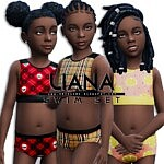 Liana Swimsuit Set sims 4 cc