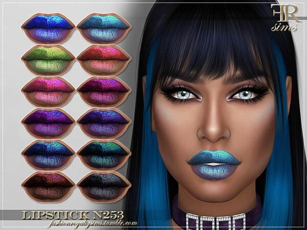 Lipstick N253 sims 4 cc