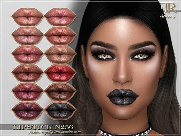 Lipstick N256 sims 4 cc