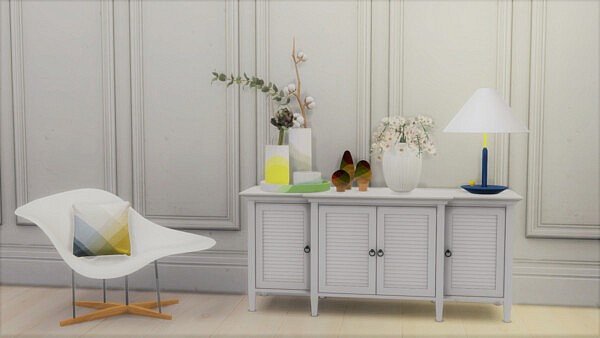 Little Eliah Table Lamp sims 4 cc