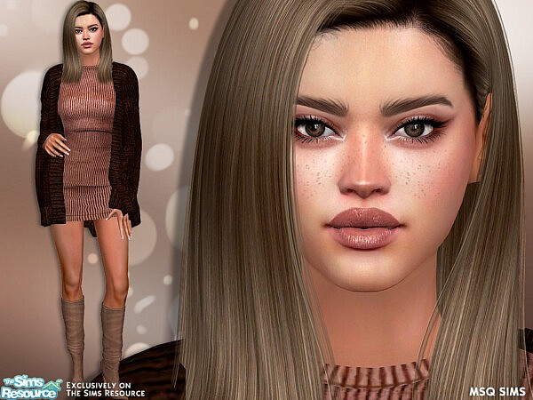 Luna Robinson sims 4 cc