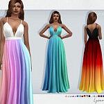 Lysandra Dress sims 4 cc