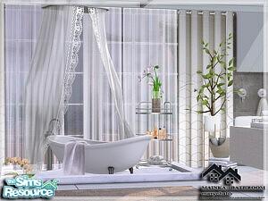 MAINKA BATHROOM sims 4 cc
