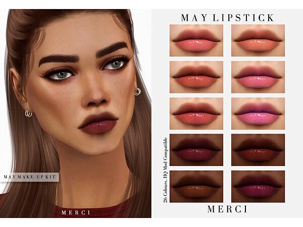 May Lipstick