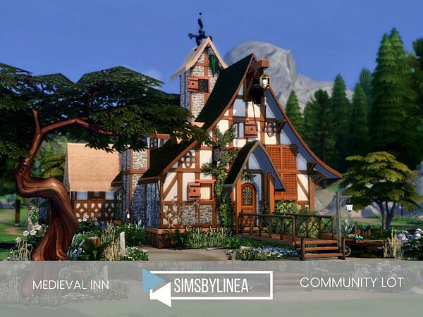 Medieval Inn by SIMSBYLINEA from TSR