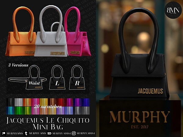 Mini Bag by Silence Bradford from Murphy