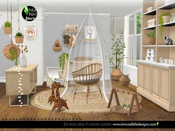 Naturalis Nursery sims 4 cc