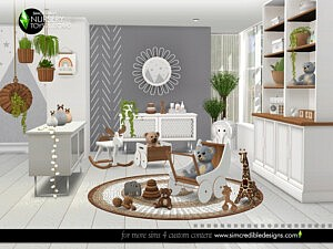 Naturalis Toys and Extras sims 4 cc