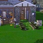 New Life House sims 4 cc