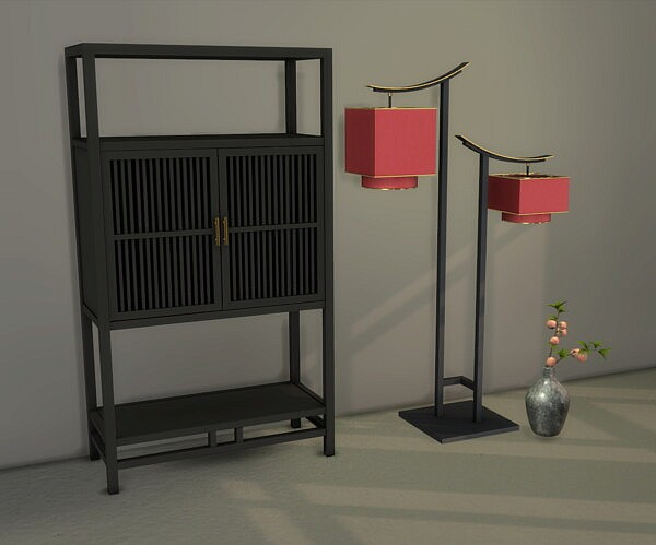 New Objects Collection sims 4 cc from Leo 4 Sims