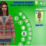 Nifty Knitting sims 4 cc