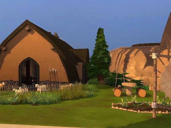 Oak View sims 4 cc