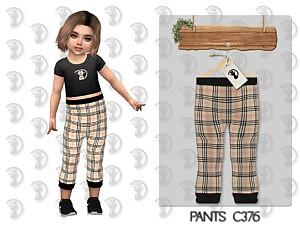 Pants C376 sims 4 cc