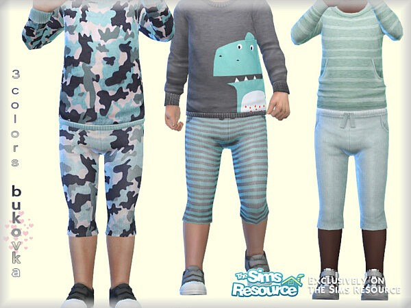 Pants Toddler sims 4 cc