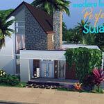 Perfect Sulani House sims 4 cc
