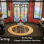 Persian Rugs sims 4 cc