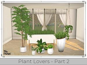 Plant Lover Set sims 4 cc