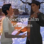 Powerful Calm Emotions sims 4 cc