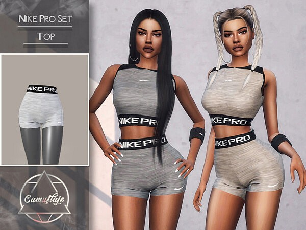 Pro Set Shorts by Camuflaje from TSR