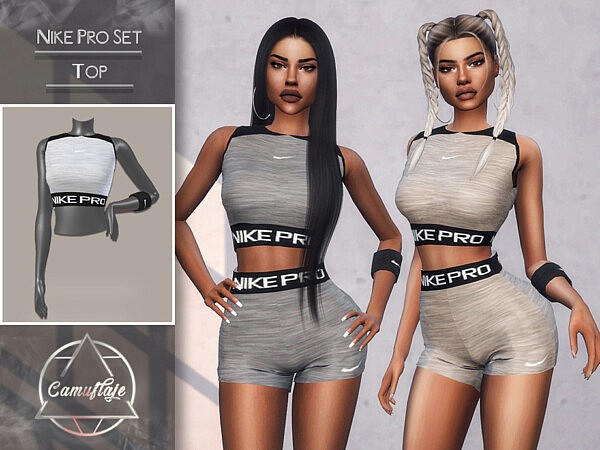 Pro Set Top by Camuflaje from TSR