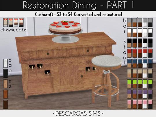 Restoration Dining Part 1