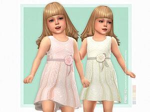 Sanna Dress sims 4 cc