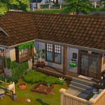 Serenity Villa sims 4 cc
