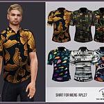 Shirt for Men RPL27