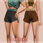 Shorts BT408 sims 4 cc