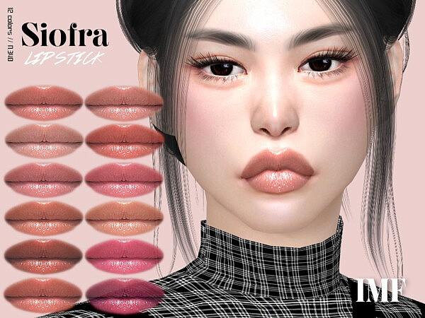 Siofra Lipstick N.340 sims 4 cc