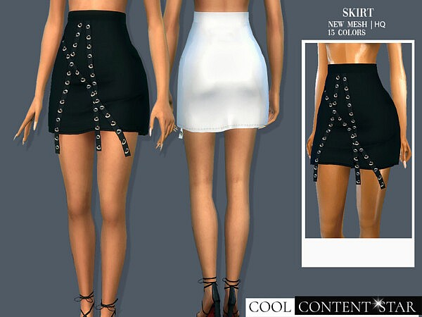 Skirt 1 sims 4 cc