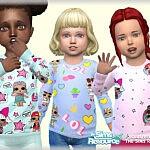 Sweater LOL sims 4 cc